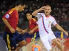 España subcampeona del mundo de fútbol-playa tras caer ante Rusia en la final