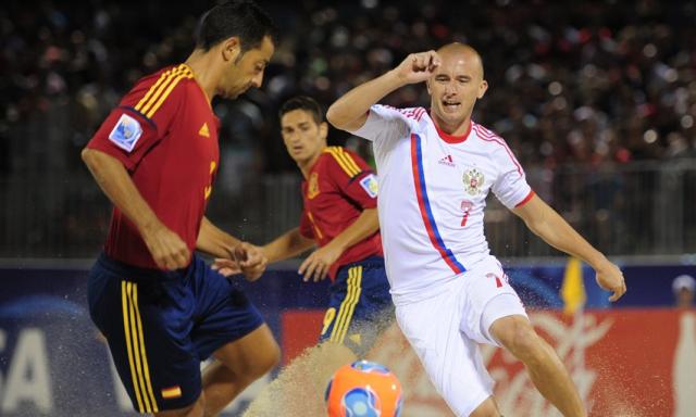 Rusia-España-Futbol-Playa