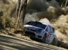 Rally de Australia: Sebastien Ogier ya está al frente de la clasificación