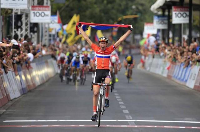 Van der Poel es el nuevo campeón del mundo de ciclismo junior