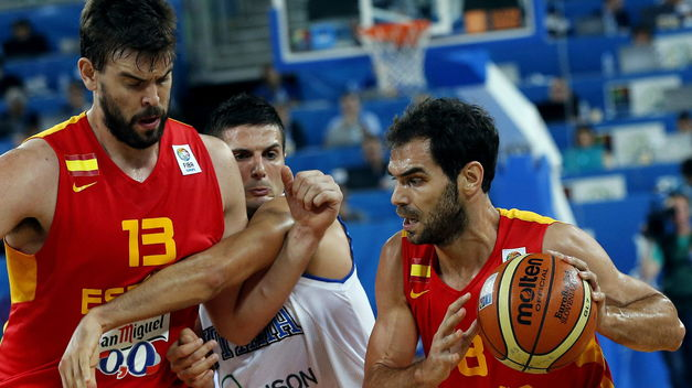 Eurobasket de Eslovenia 2013: España cae ante Italia en la prórroga y se medirá con Serbia en cuartos