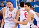 Eurobasket de Eslovenia 2013: Serbia pasa como primera y Ucrania entra de rebote en cuartos