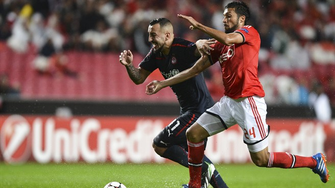 Olympiacos-Benfica