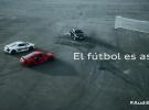 Audi se suma al clásico entre F.C. Barcelona y Real Madrid