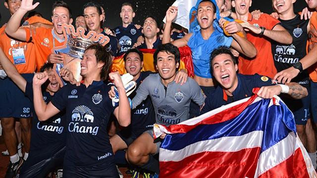 Buriram es un equipo de Tailandia en el que juegan 7 españoles