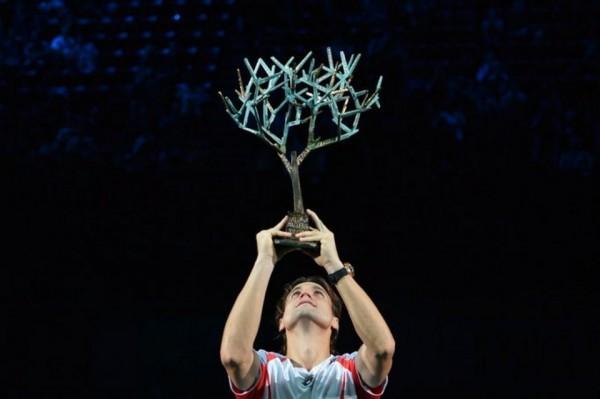David Ferrer Campeon del Masters de Paris 2012