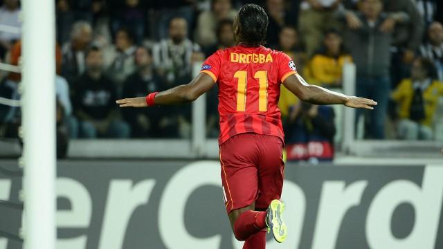 Dider Drogba se marcha al fútbol chino