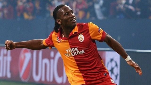 Drogba con el Galatasaray