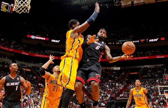 Los Heat son los favoritos para ganar de nuevo la NBA