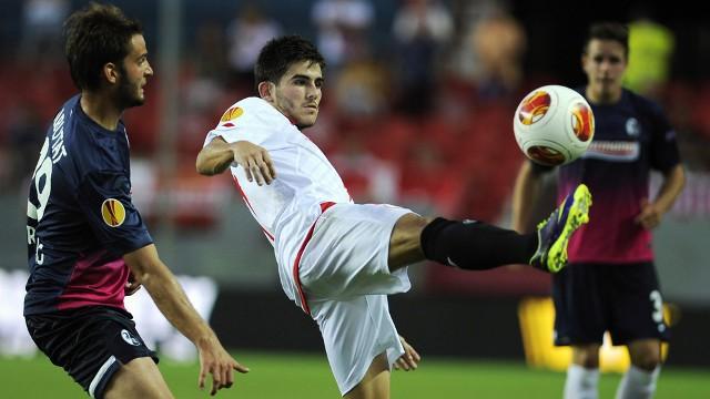 Jairo es uno de los fichajes del Sevilla