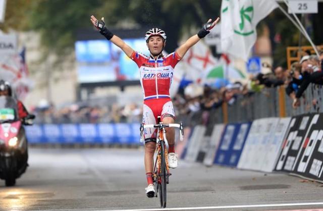 Purito Rodríguez volvió a ganar el Giro de Lombardía