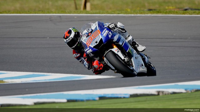 Lorenzo ganó en Australia por primera vez en MotoGP