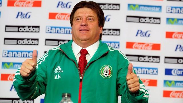 Miguel Herrera, el cuarto seleccionador de México en apenas 40 días