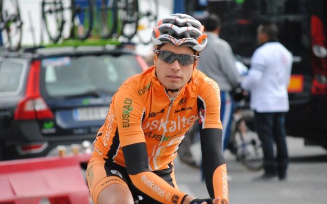 Mikel Landa correrá en 2014 en el equipo Astana