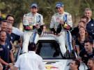 Rally de Francia: Sébastien Ogier es el nuevo Campeón del Mundo