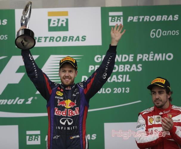 Vettel-Gana-Brasil
