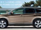 Conoce el nuevo Honda CRV 2013