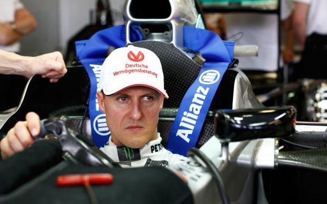 Michael Schumacher en estado grave tras un accidente de esquí