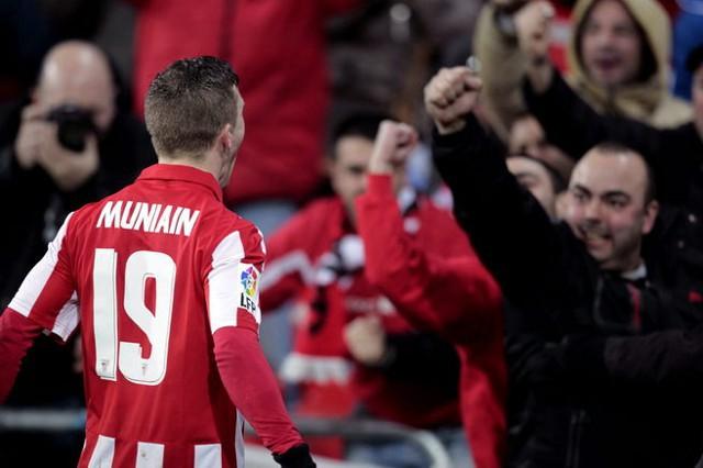 Los gole de Muniain meten al Athletic en octavos