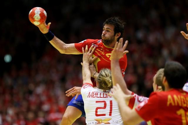 Antonio García fue el máximo goleador español ante Dinamarca