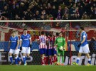 Copa del Rey 2013-2014: el Atlético toma mínima ventaja
