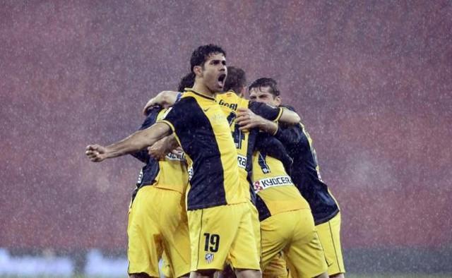 El Atlético ha sido el primer equipo en ganar en el Nuevo San Mamés