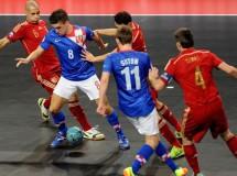 Europeo Fútbol Sala 2014: España empata con Croacia en su debut