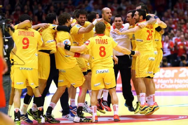 España logró el bronce en el Europeo de balonmano 2014