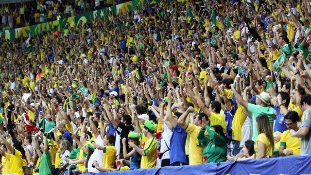 El Mundial de Brasil será uno de los grandes eventos de 2014
