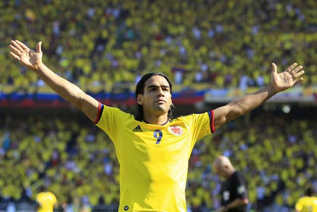 Radamel Falcao podría perderse el Mundial de Brasil 2014 por lesión