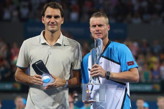 Federer-Hewitt-Brisbane