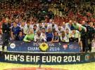Europeo de balonmano 2014: Francia gana el oro, España finalmente bronce