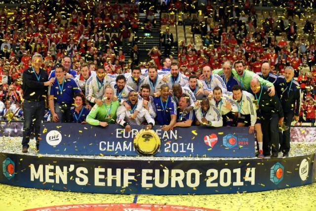 Francia vuelve a ser campeona de Europa de balonmano