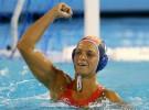 Jennifer Pareja, la mejor jugadora de waterpolo del mundo