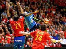 Europeo de balonmano 2014: Francia y Dinamarca a la final, España y Croacia a por el bronce
