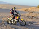 Dakar 2014 Etapa 5: Marc Coma gana en motos y asalta el liderato