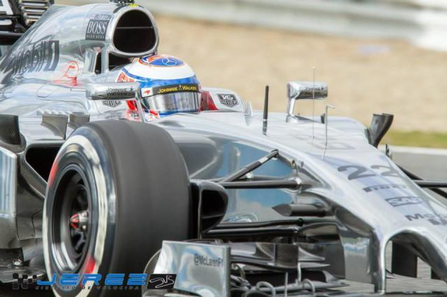 McLaren-Jerez