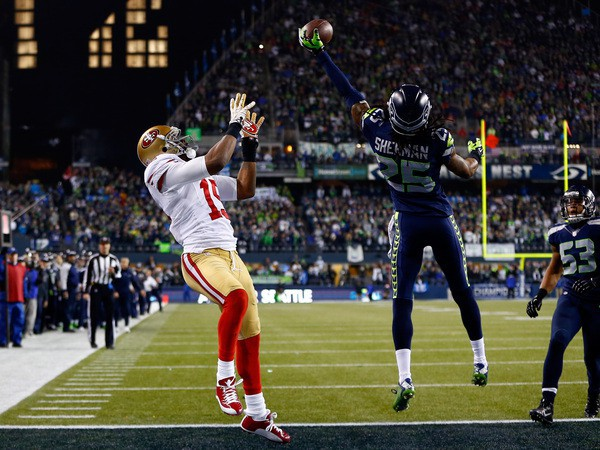 NFC Championship - San Francisco 49ers v Seattle Seahawks