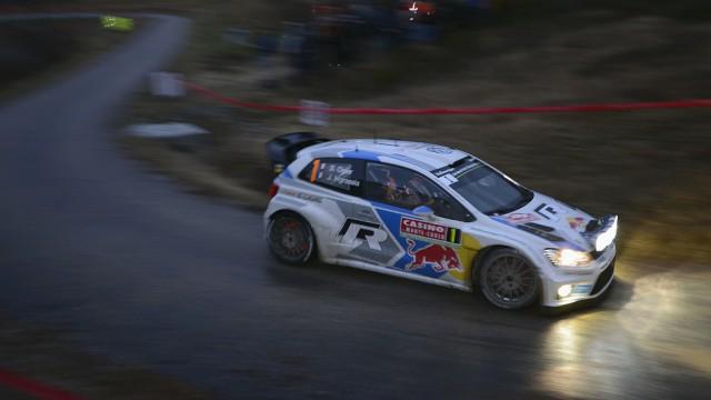 Rallye Monte-Carlo 2014: Ogier comienza con victoria por delante de Bouffier y Meeke
