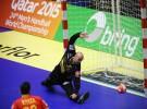 Europeo de balonmano 2014: España gana a Macedonia y accede a semifinales