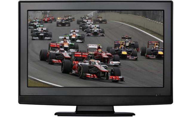 Resultado de imagen de retransmisión Grandes Premios TV