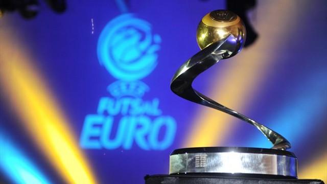 Eurocopa de Fútbol Sala 2014