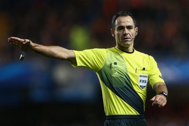 Velasco Carballo acudirá al Mundial de Brasil