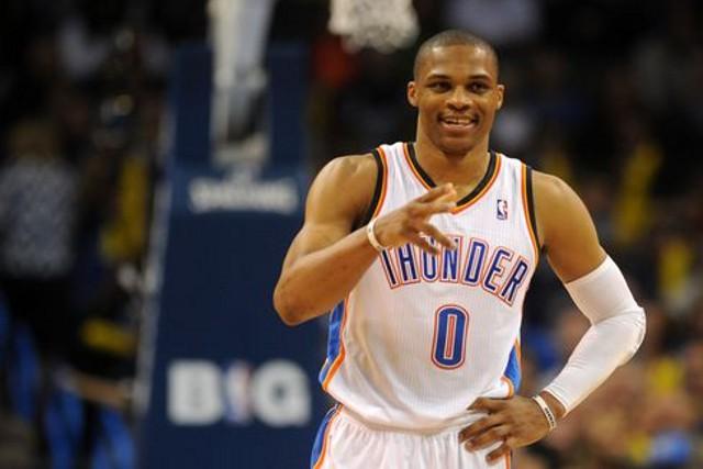 Westbrook, lesionado, tampoco estará en el All Star Game de 2014