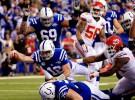 Playoff NFL 2013-2014: Colts y Saints superan la primera fase de la Wildcard