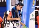 Open de Australia 2014: Rafa Nadal avanza tras retirada de Tomic en el 2º set