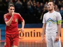 Europeo Fútbol Sala 2014: España y Rusia se cruzarán en las semifinales