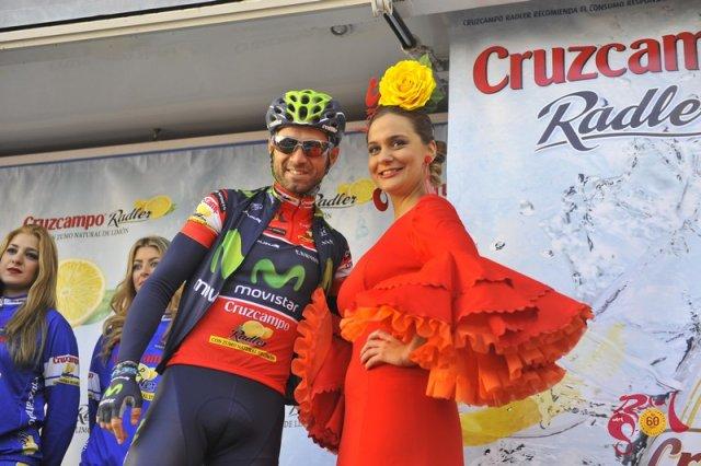 Valverde ha sido el gran dominador de la Vuelta a Andalucía 2014