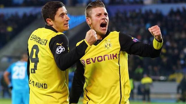 Lewandowski acerca al Borussia a cuartos