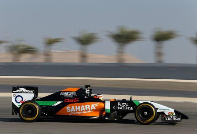 Force-India-Bahrein